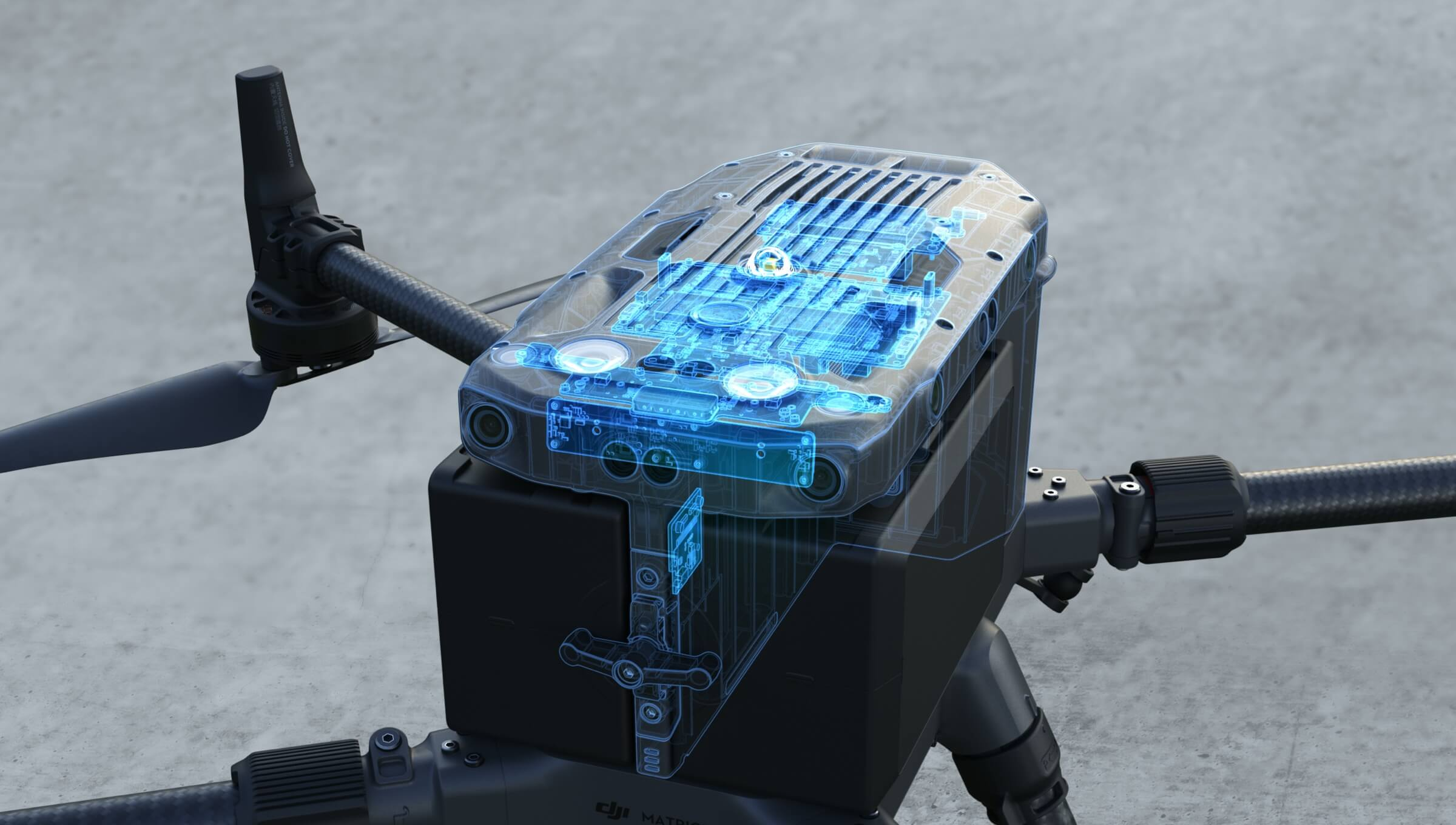 DJI M300 RTK Drone