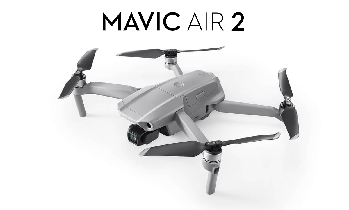 Mavic Air 2 - 8K Hyperlapse Drone
