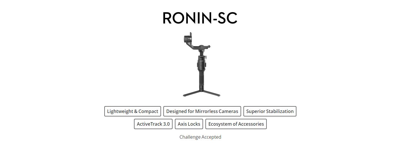Ronin SC Spec